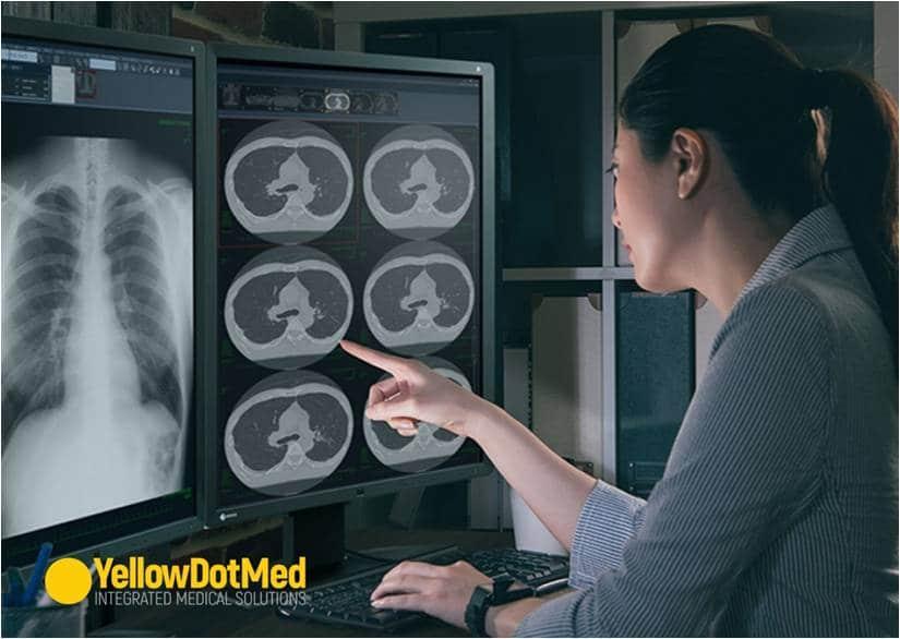 Yellowdotmed diagnose me 2