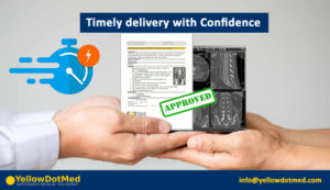 Teleradiology Timely Report delivery