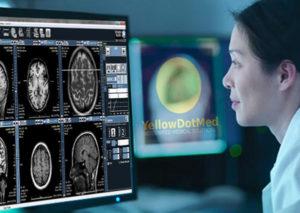 Yellow Dot Med Teleradiology doctor 2